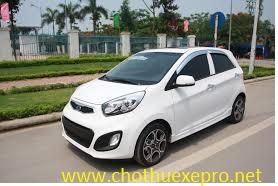 Cho thuê xe 4 chỗ KIA morning tại Hà Nội chuyên nghiệp