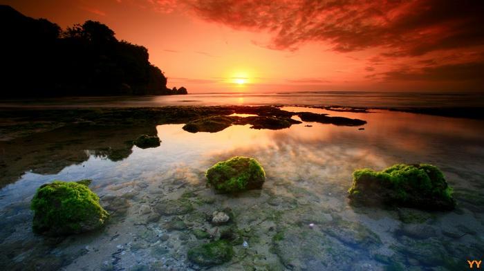 foto foto pemandangan pantai raja ampat kumpulan foto foto