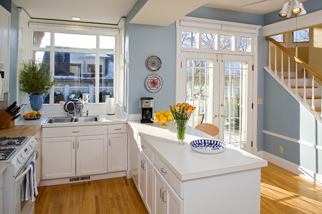 Royal Blue Kitchen Cabinets Quicua