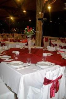 dicas, fotos e imagens de Decoração para Casamento Vermelha