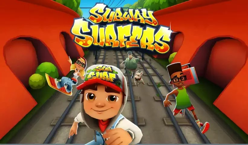 Subway Surfest Mod Unlimited Coin Dan Key - Dunia Android