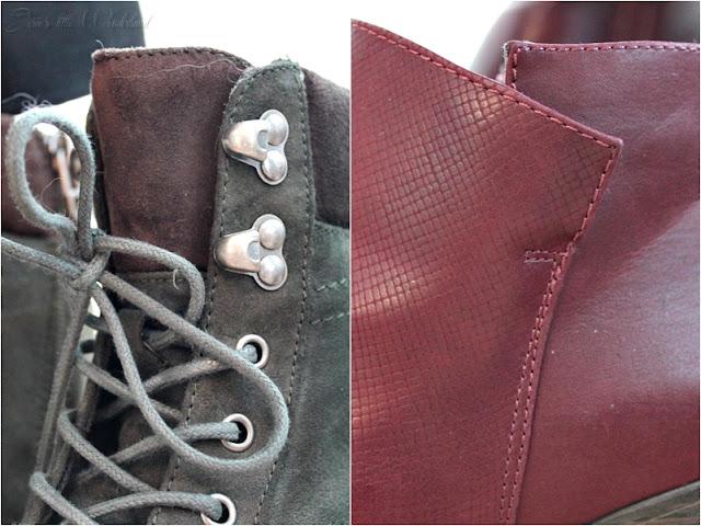 Fashion | Novemberausbeute, blog, shoppingausbeute, josie´s little wonderland, november, boots, deichmann, ccc schuhe