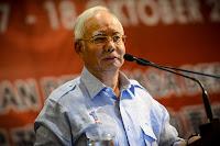 BR1M Kurang Kalau Tak Naikkan Tol, Kata Najib