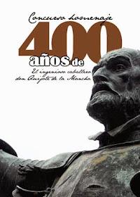 Concurso Literario de Narrativa. 400 años de El Quijote