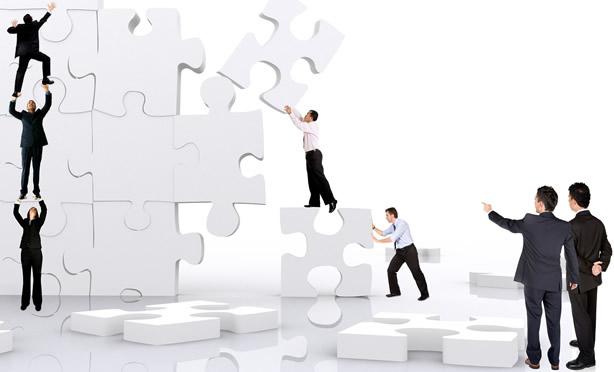 equipos de trabajo en una empresa: