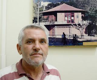 Feirinha do Alto tem novo coordenador. Eliel Maurat é funcionário da Prefeitura há 15 anos