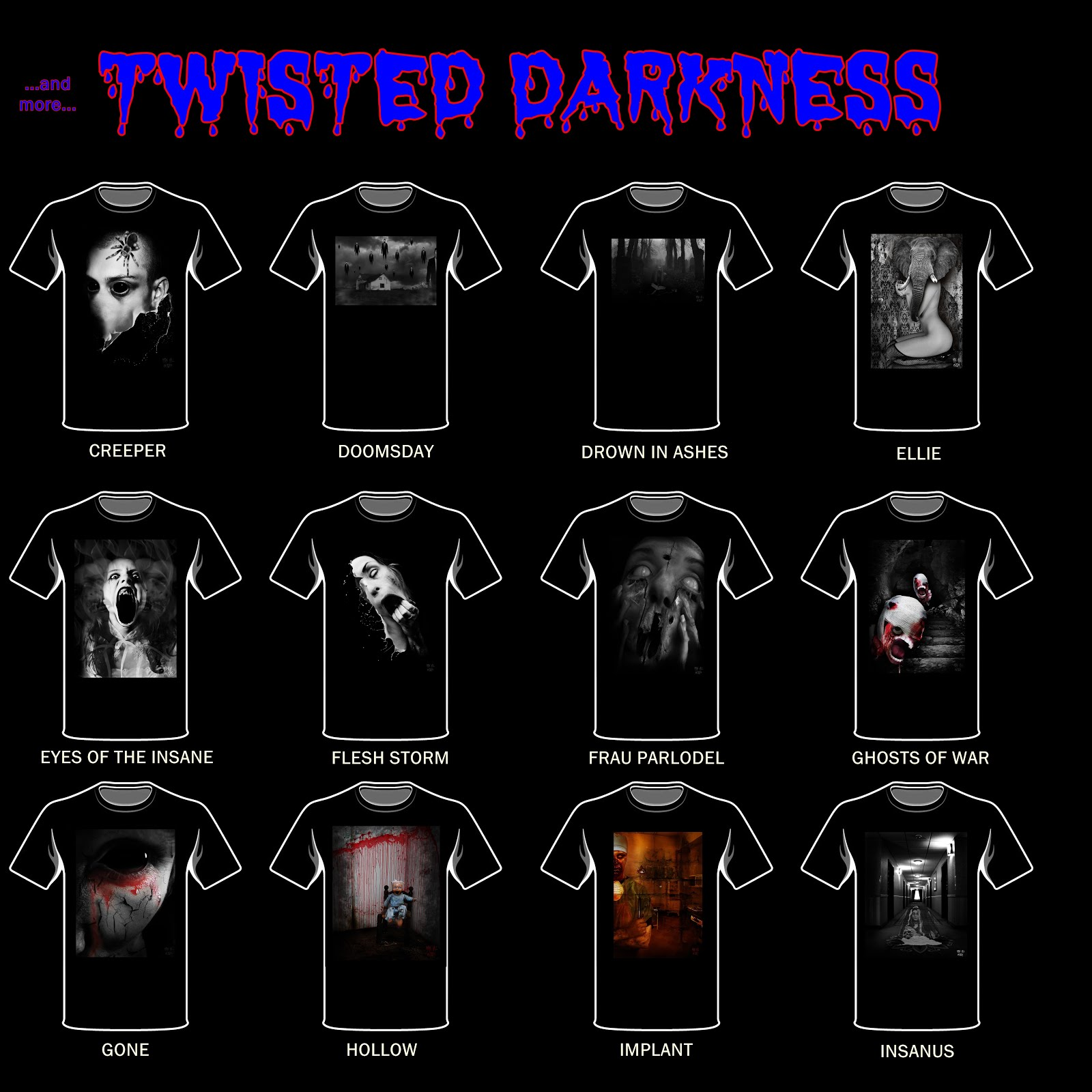 Twisted Darkness 2