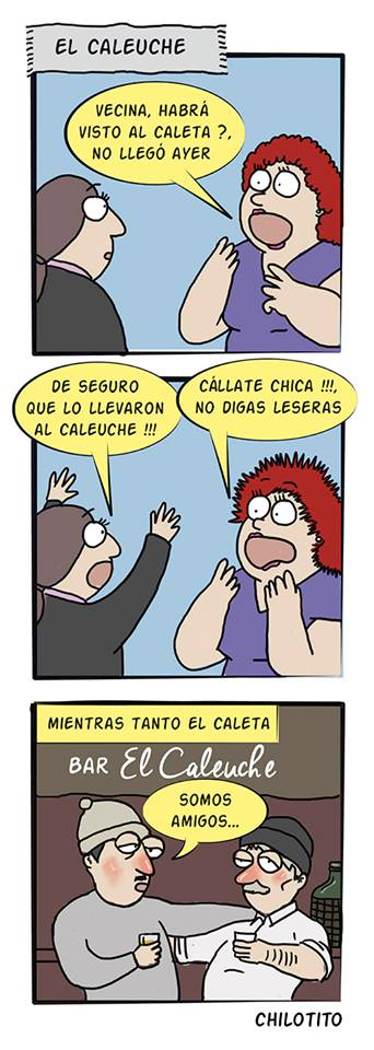 ¿Qué nos cuenta Chilotito?
