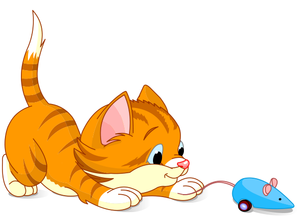 Toy Mouse Kitty