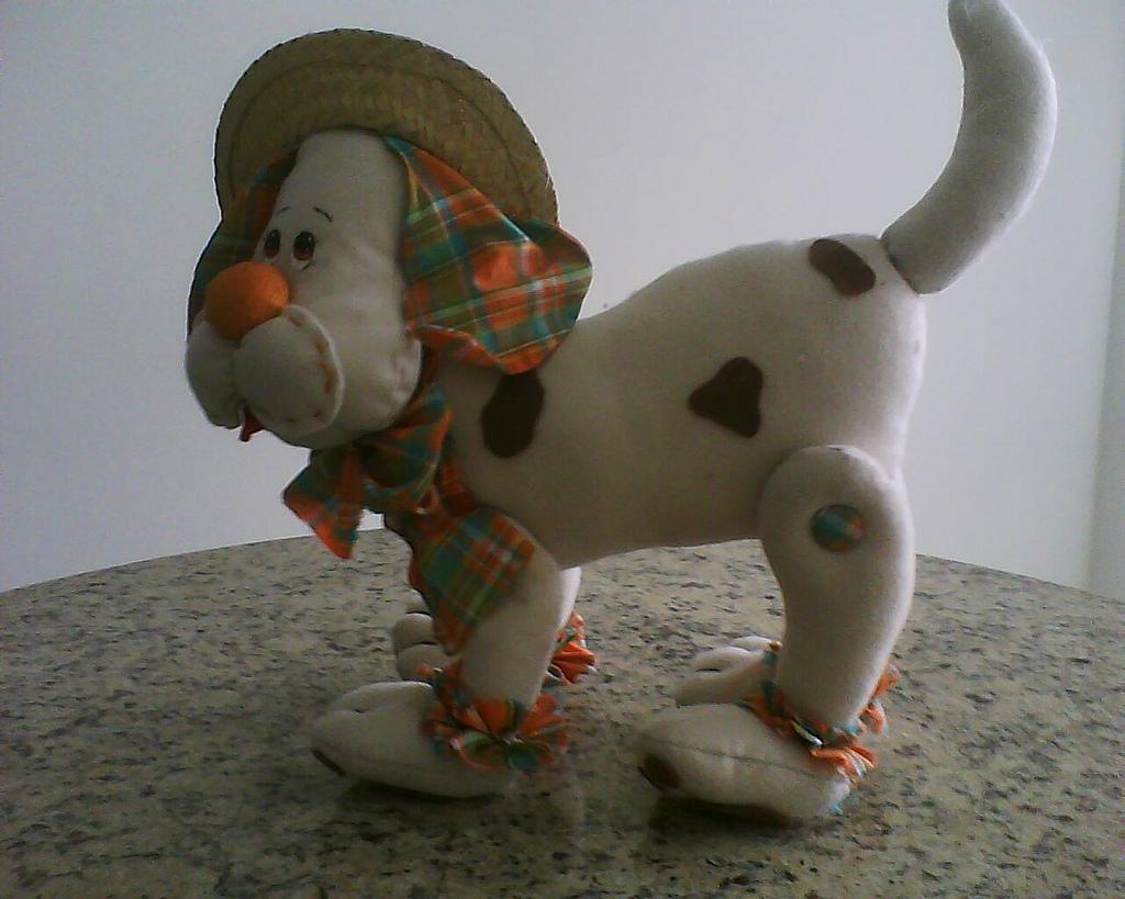 Molde Cachorro 3D