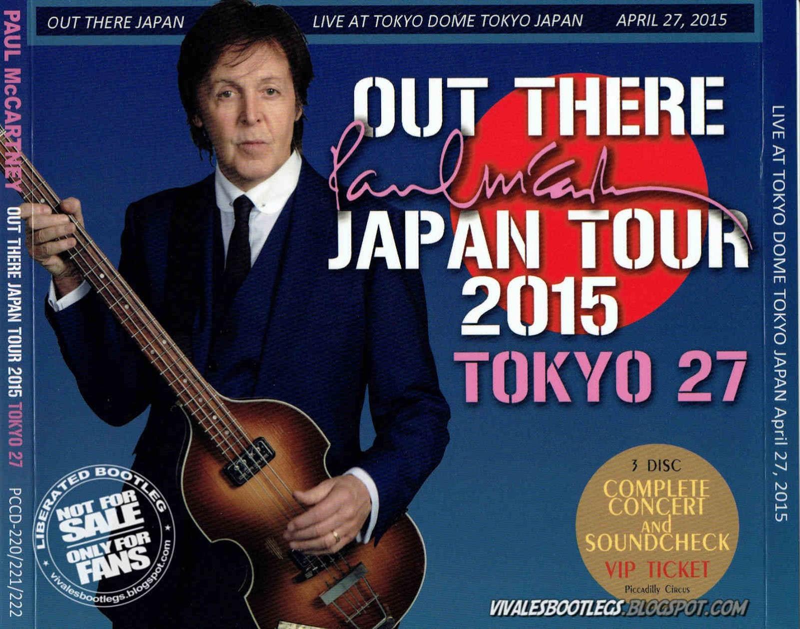 Resultado de imagen para paul mccartney en tokyo