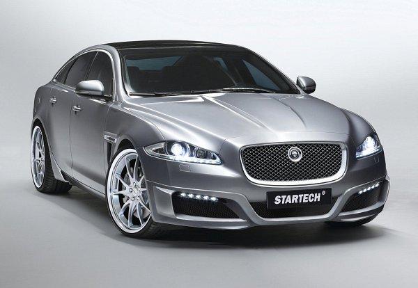 2010 STARTECH Jaguar XJ