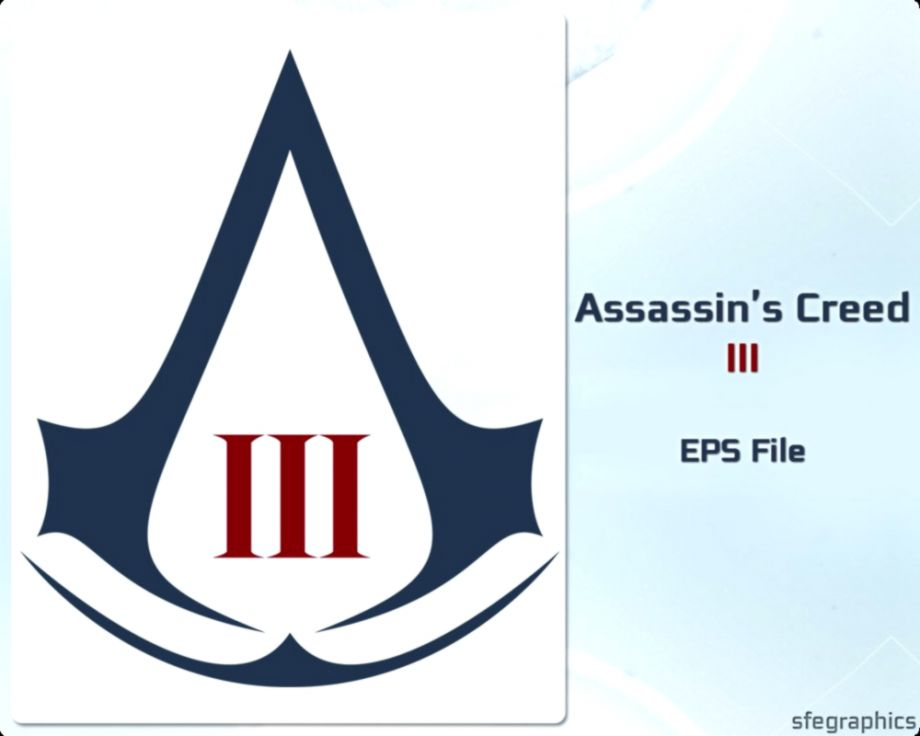 Logo Of Assassins Creed Iii