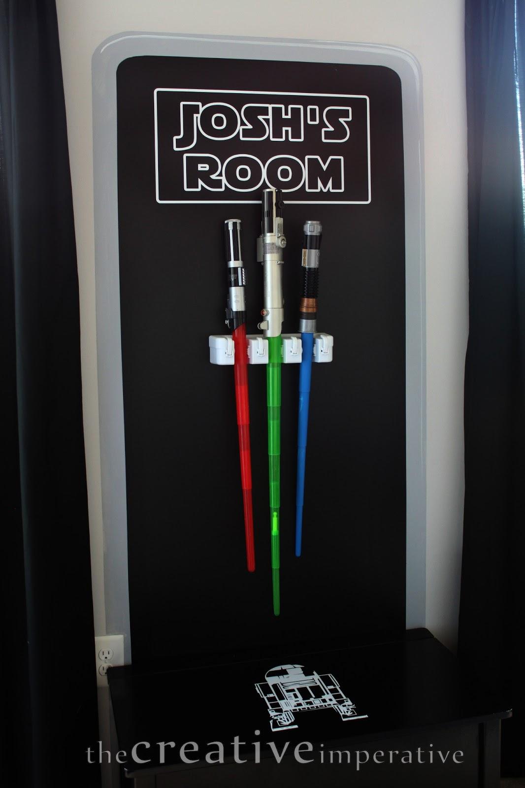 #207D26 The Creative Imperative: Star Wars Bedroom Reveal 5515 decorations de noel star wars 1066x1600 px @ aertt.com