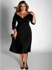 Size Wedding Dress on Weddings Bridal  Plus Size Little Black Dress
