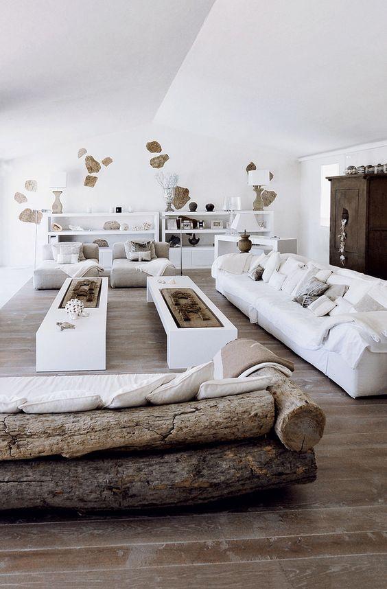 la fabrique d co mati res et teintes naturelles dans un style un peu boh me. Black Bedroom Furniture Sets. Home Design Ideas