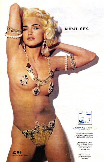 Madonna Erotica Picture 37