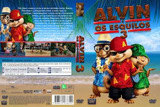 Assistir Filme Alvin e os Esquilos 3 Dublado Online
