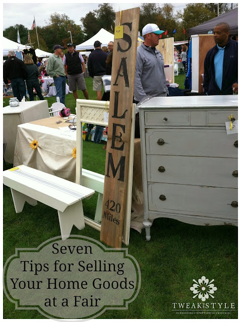 Tweak & Style Blog 7 Tips For Selling Furniture and Home