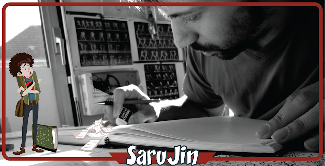 SaruJin's Works