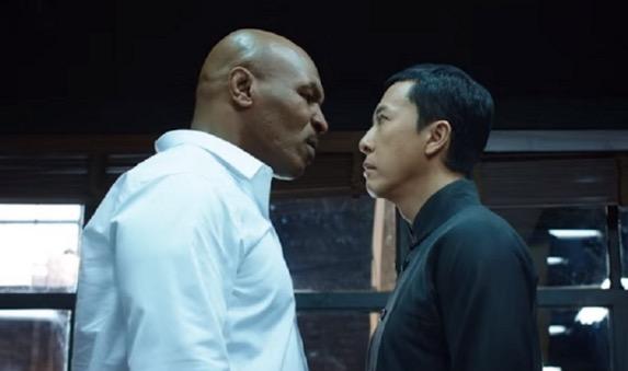 Donnie Yen kongsi pengalaman penumbuk Mike Tyson hampir hinggap di mukanya