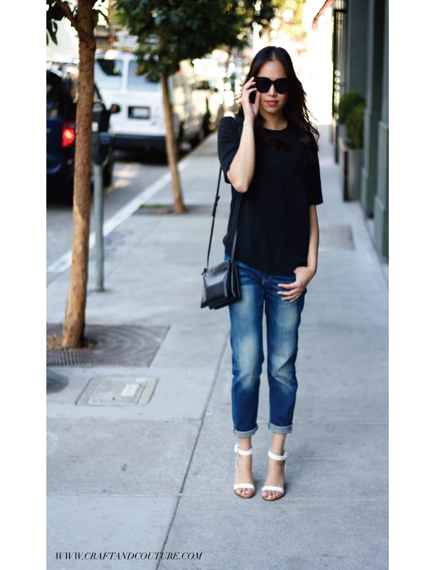 Style File: The Boyfriend Jean | Craft and Couture