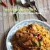 NASI MINYAK BEREMPAH & Ayam Panggang Bawang Putih