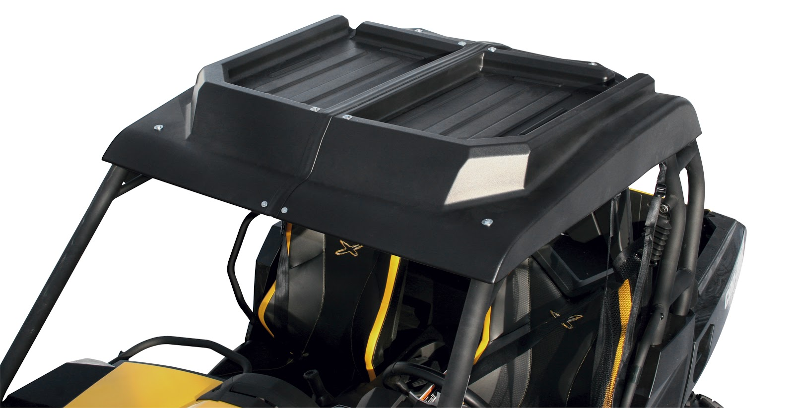 Can am commander roof now available from moose utility for Bureau commande