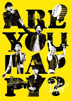 "嵐「ARASHI LIVE TOUR 2016 - 2017 "" Are You Happy ? ""」DVD《通常盤》♥ 絶賛発売中 ♥"