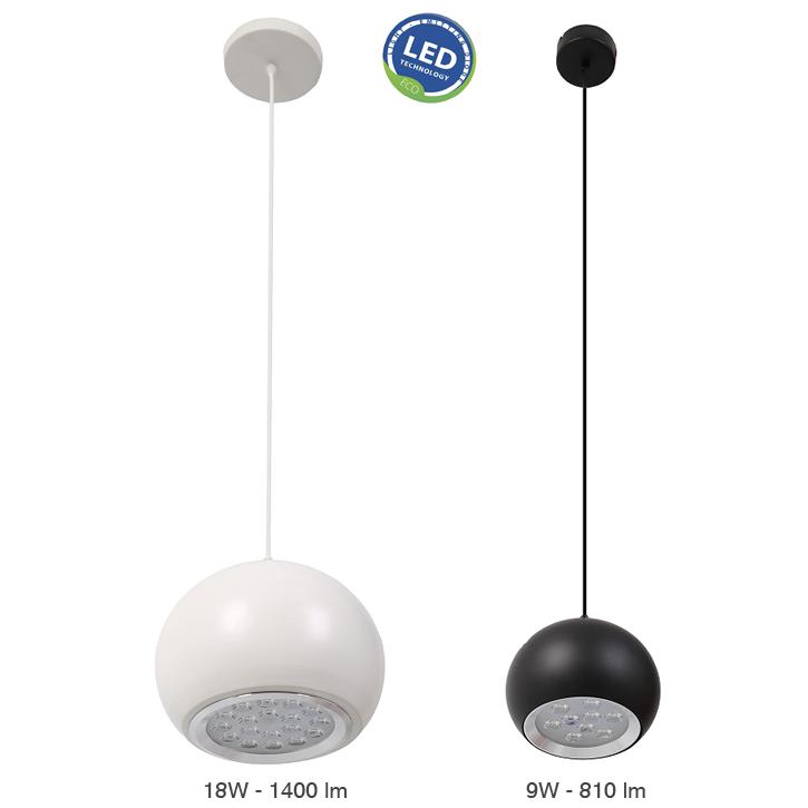 lampara led suspension para cocina