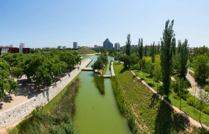 Valencia 10 cosas que hay que ver y hacer viajar - Jardin del turia valencia ...