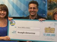 Kisah Haru di Balik Pemenang Lotere Rp91 Miliar
