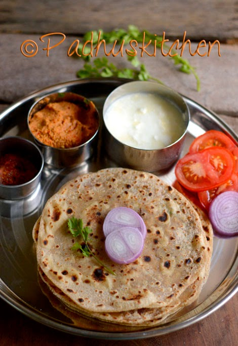 Onion Paratha-Pyaaz ka Paratha