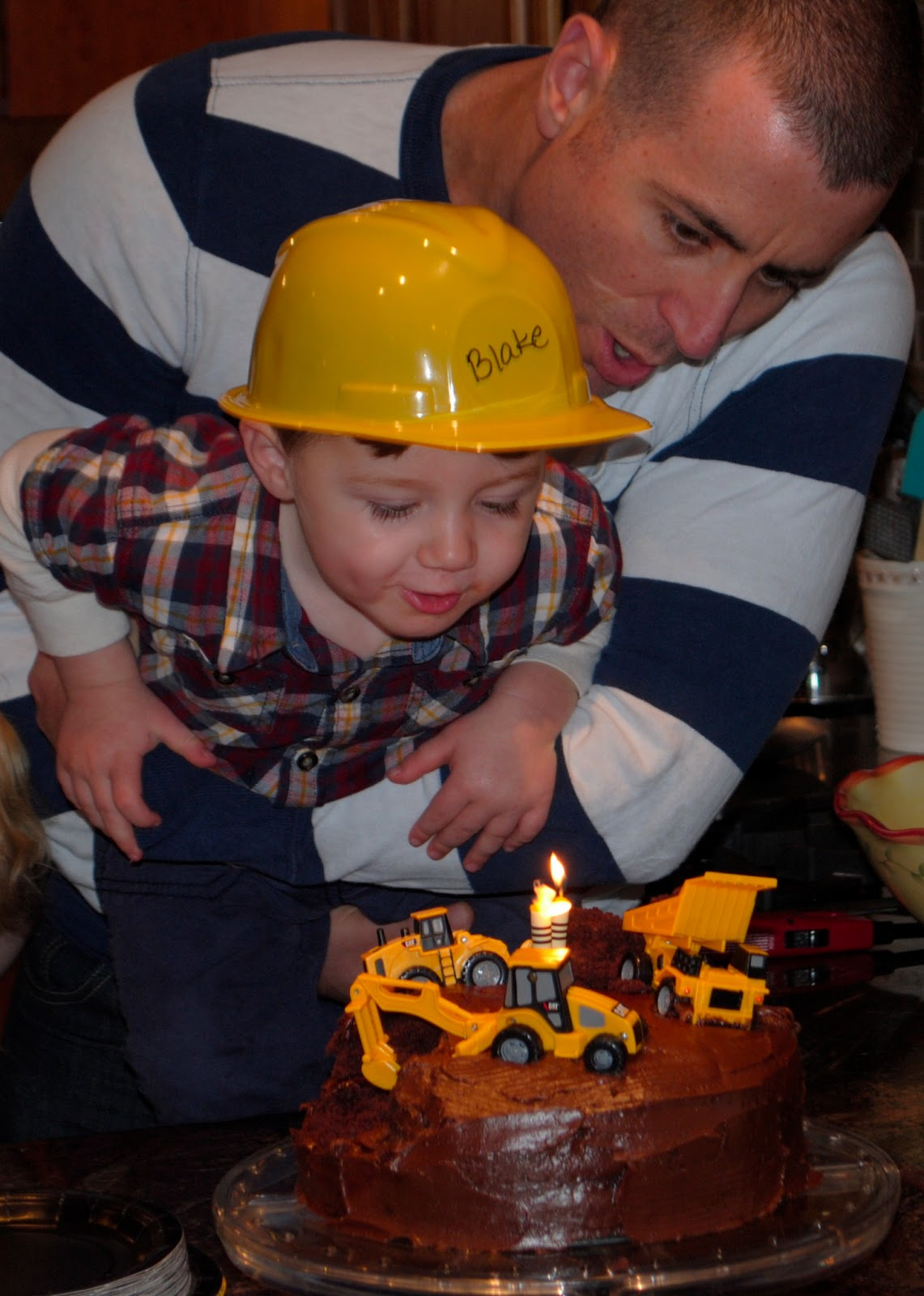 Construction Work Zone Birthday Party Theme Ideas LOTS Of Pictures