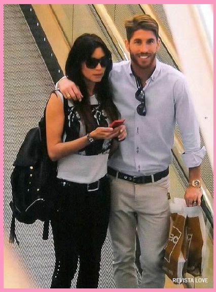 SERGIO RAMOS se viste de ANDREW McALLISTER Suits and Shirts Suits ...
