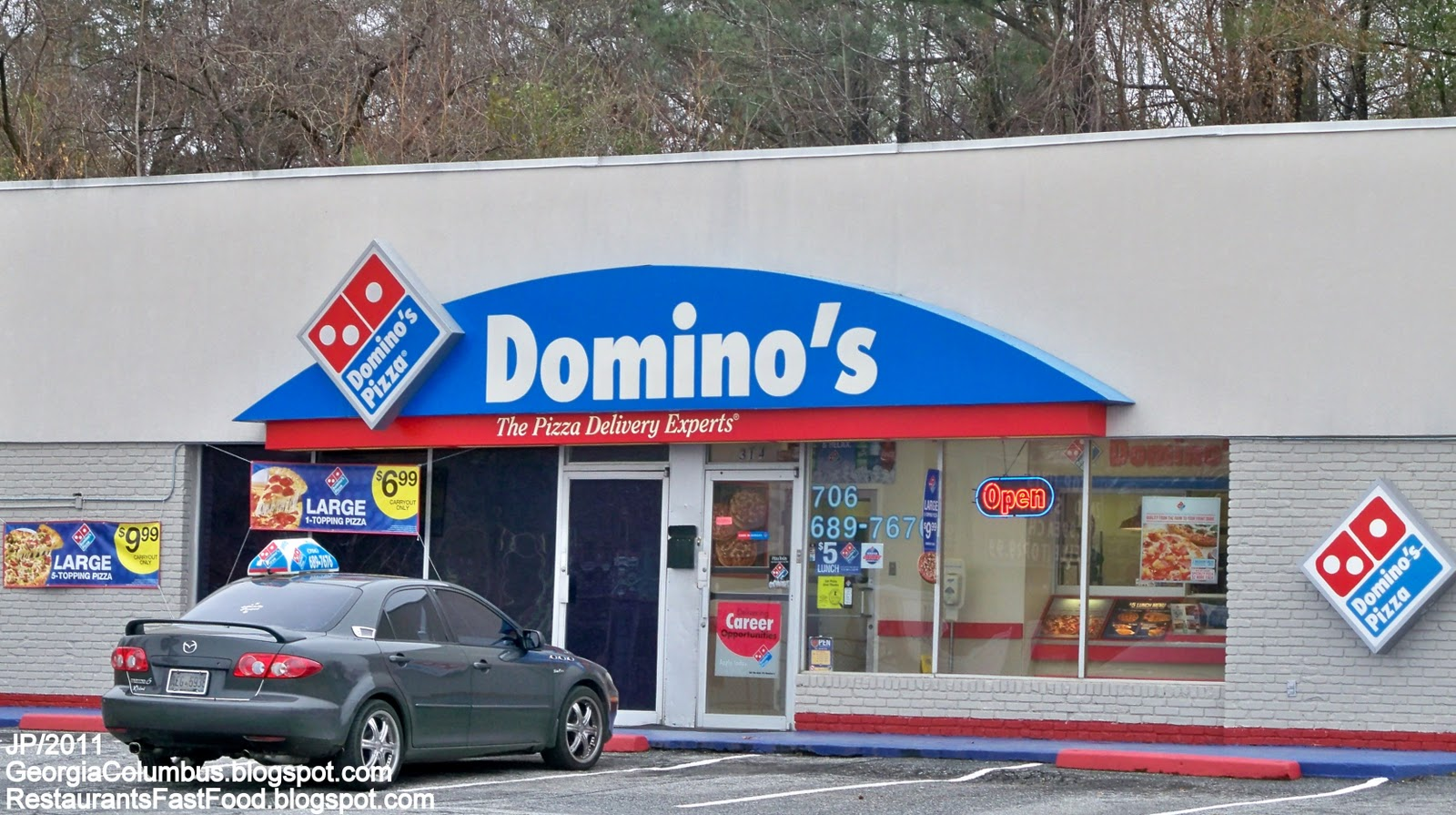 restaurant fast food menu mcdonald s dq bk hamburger pizza mexican domino s pizza columbus farr road domino s pizza delivery restaurant farr road columbus ga