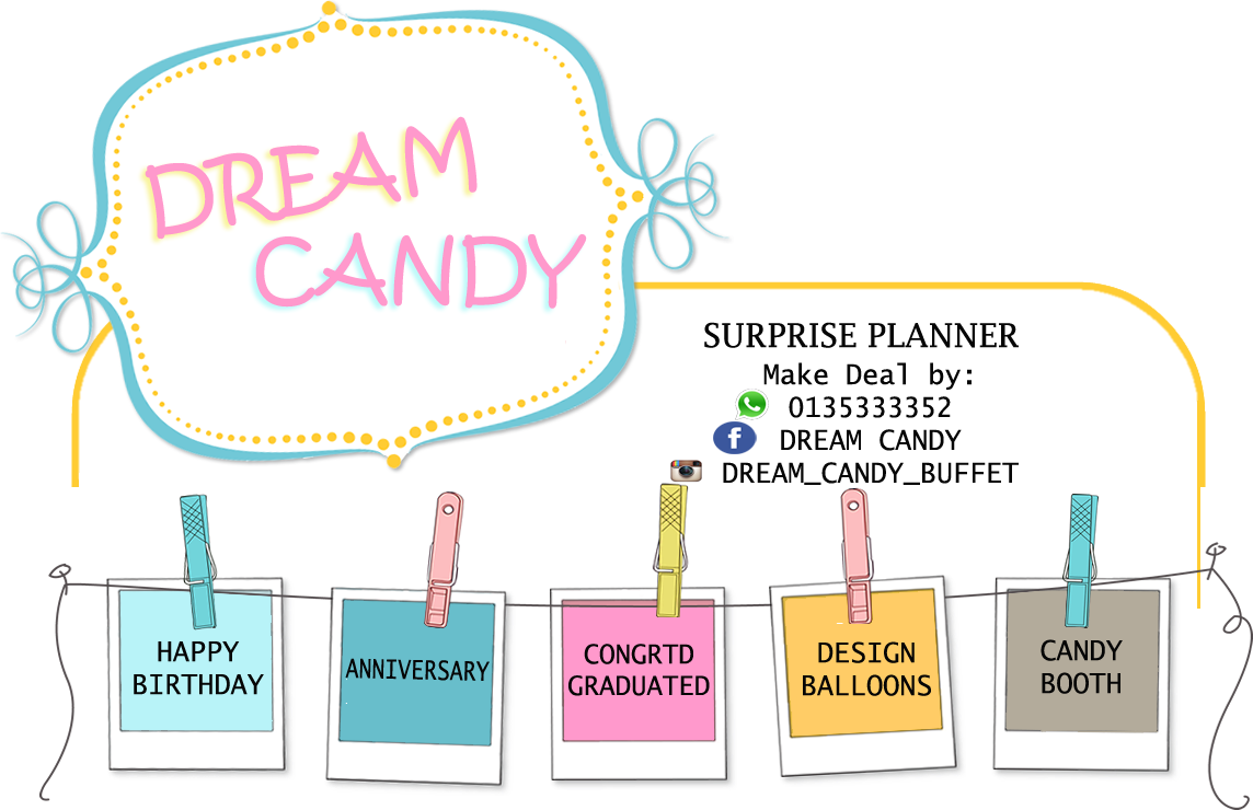 Dreamcandyparty