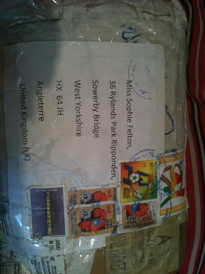 Package from Mali