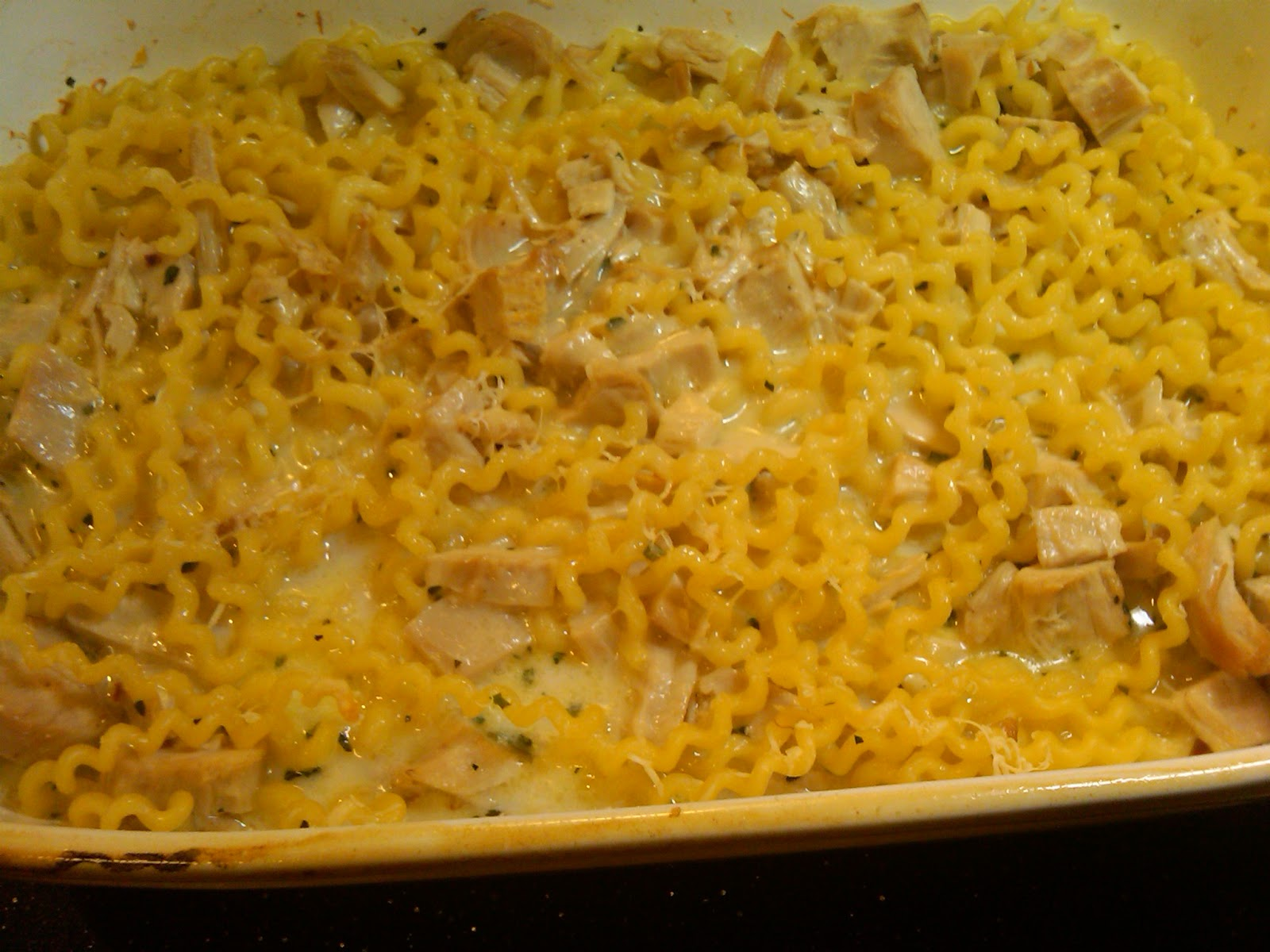 Turkey Tetrazzini Recipe — Dishmaps
