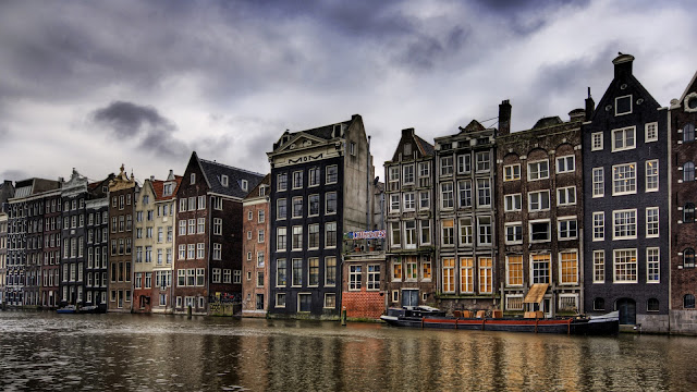 Amsterdam City HDR