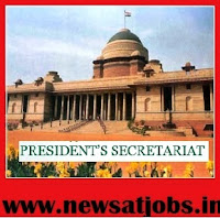 presidents+secretariat+recruitment
