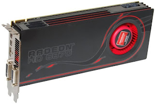NVIDIA vs AMD - Clash of the GPUs : AMD Radeon HD 6870 graphics card