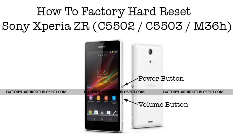 Thanks how to reset a sony xperia s 26