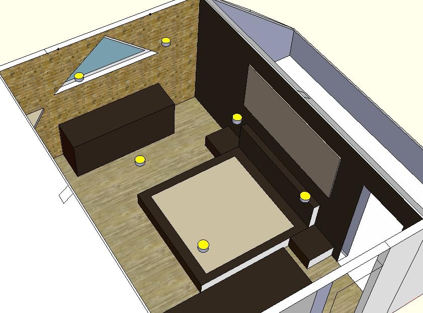Bricolage : De l\'idée à la réalisation. : Aménagement d\'une chambre