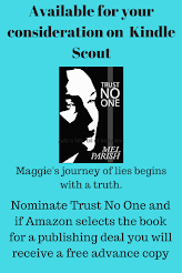 Check out my Kindle Scout Campaign