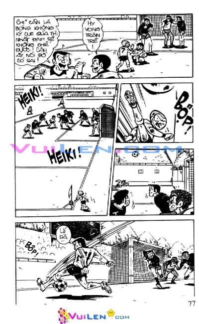 Jindodinho - Đường Dẫn Đến Khung Thành III  Tập 6 page 76 Congtruyen24h