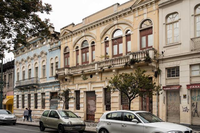 Unidade de Interesse de Preservação que o governo do Estado do Paraná pretende vender