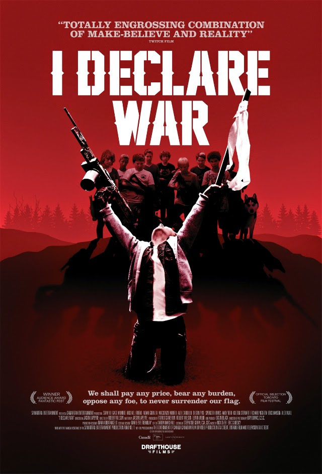 La película I Declare War