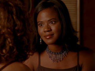 Tangi Miller plays Elena Tyler on TV show Felicity.