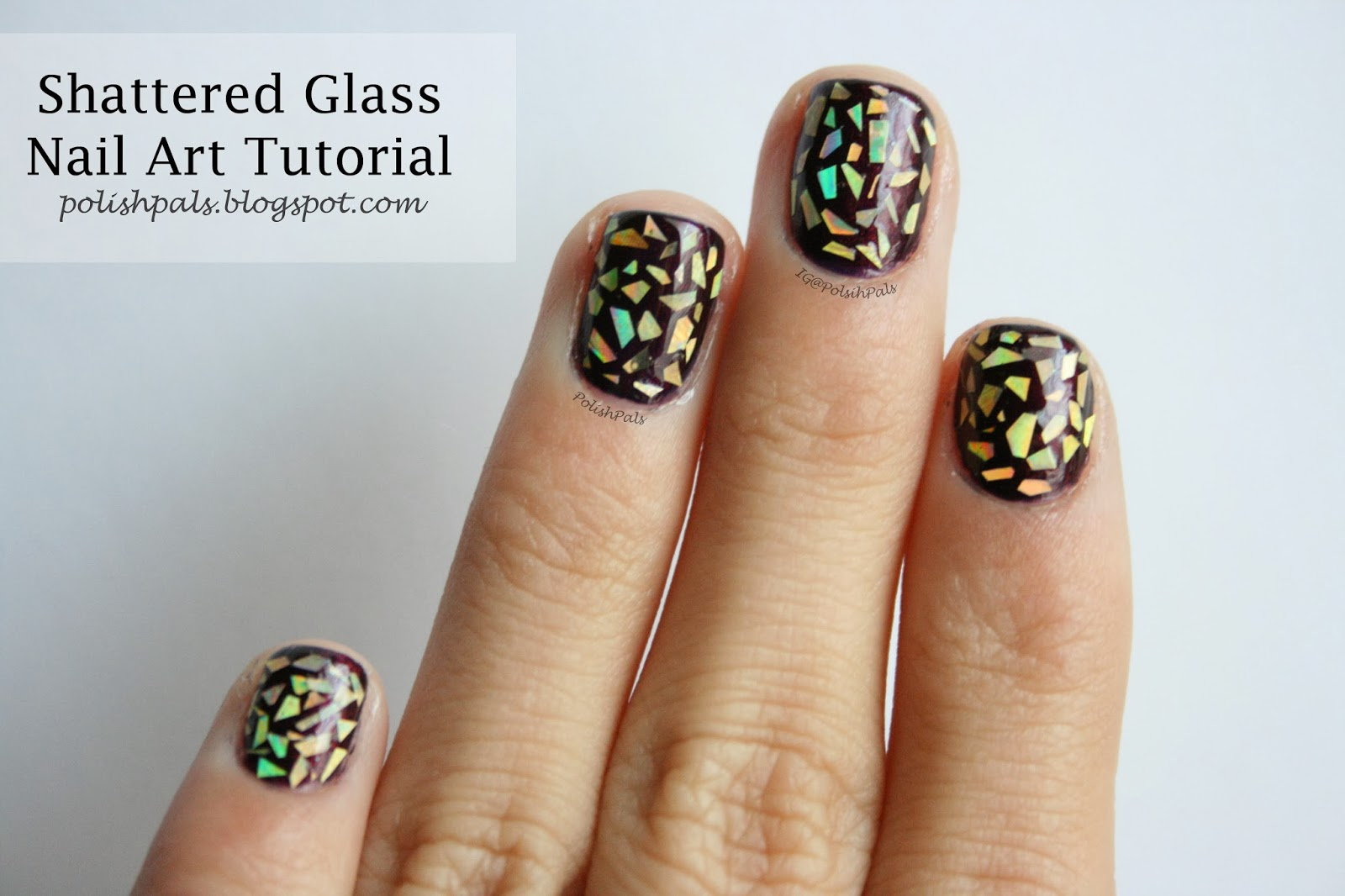 http://polishpals.blogspot.com/2013/12/shattered-glass-nail-tutorial.html